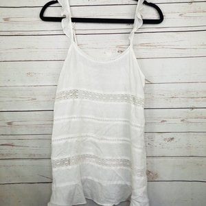 Lovers + Friends Tank Top White